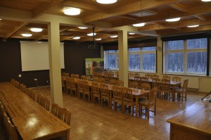 Ośrodek-Edukacji-Ekologicznej-Nadlesnictwo-Janów-Lubelski.-Sala-konferencyjna-300x199